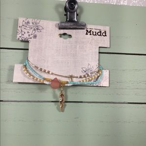 🆕 Mudd Stretch Bead Bracelet Set